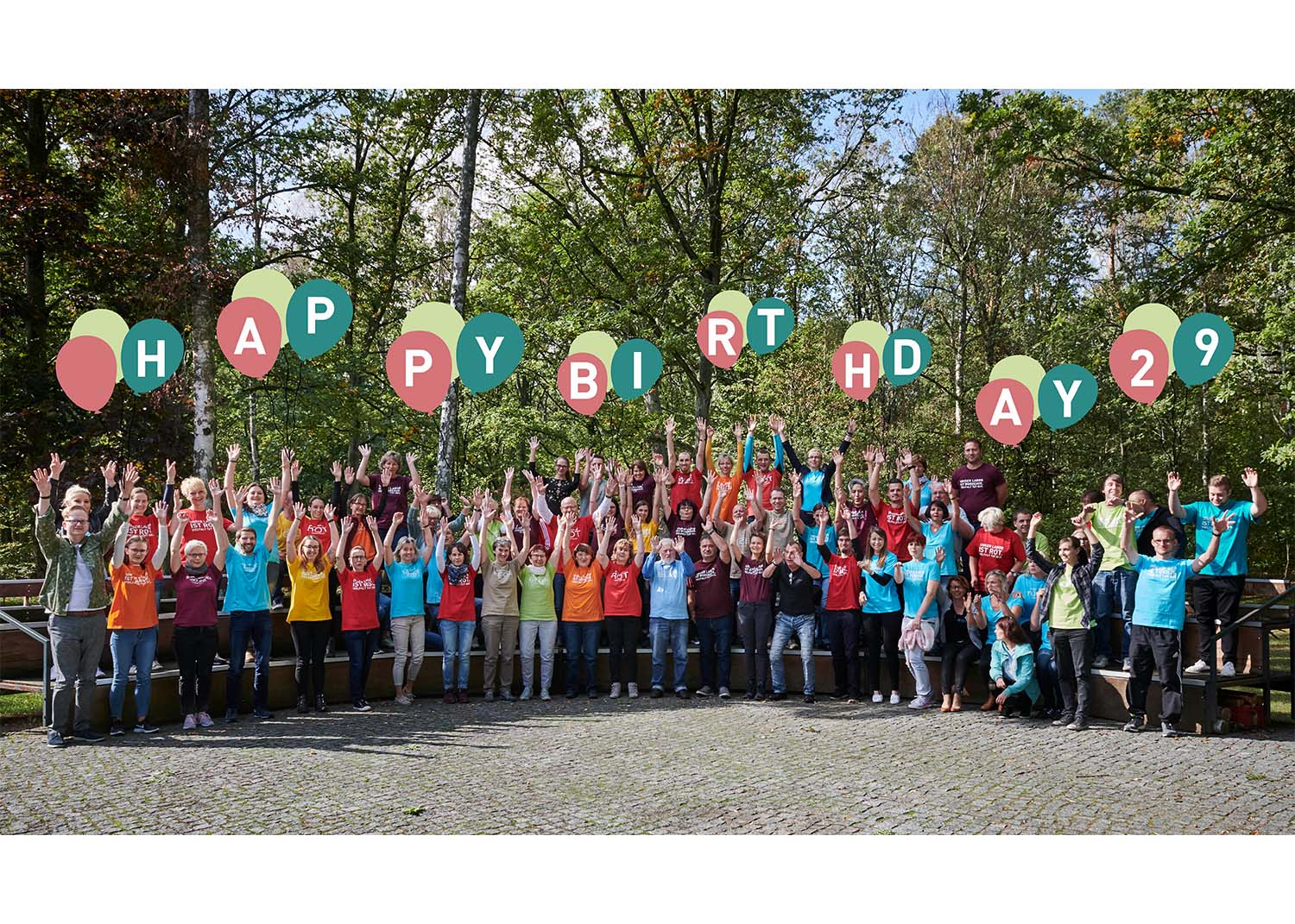 29 Jahre IMD Labor Oderland - Happy birthday